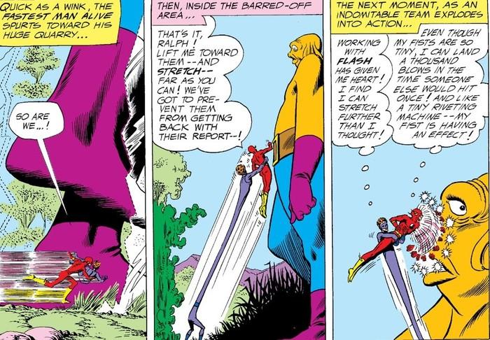Погружаемся в комиксы: The Flash #115-124 Супергерои, DC Comics, The Flash, Бумеранг, Комиксы-Канон, Длиннопост