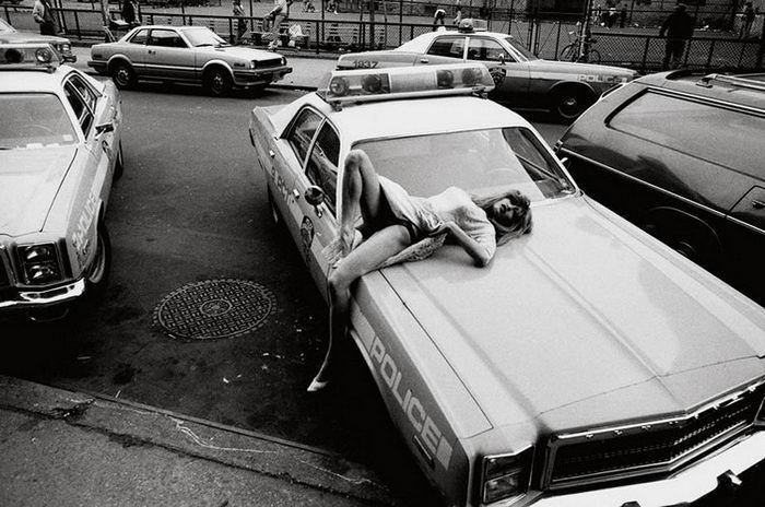 Дикий Нью-Йорк 1980-х в объективе Miron Zownir Нью-Йорк, Фотография, Длиннопост