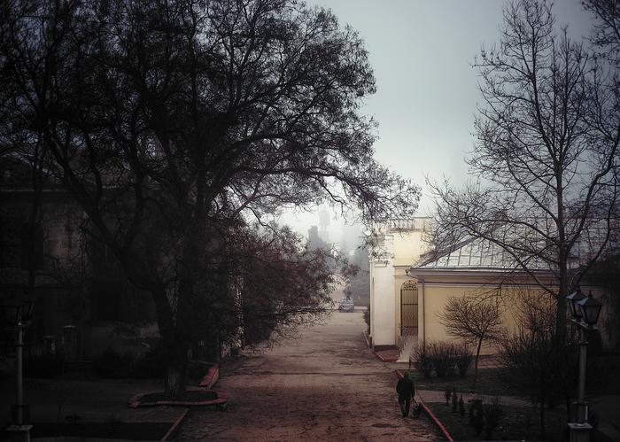 Утренняя Керчь завораживает своей атмосферой