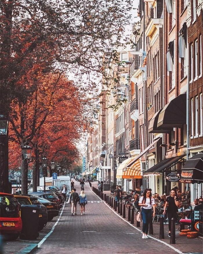 Амстердам Амстердам, Город, Длиннопост