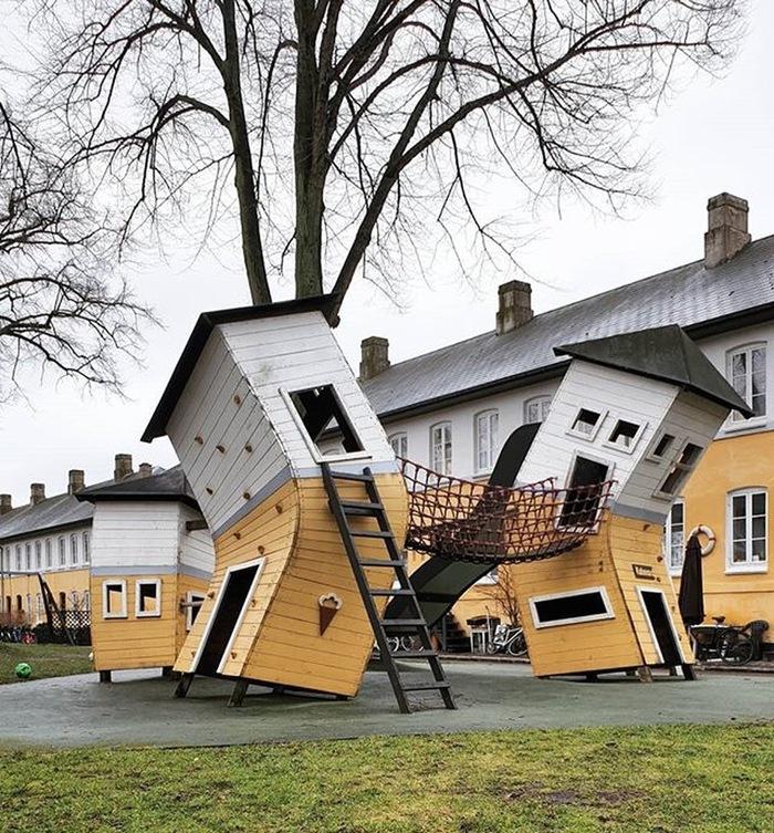 Представительство Амстердама в Копенгагене