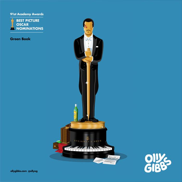 Арт-постеры номинантов на «Оскар» Фильмы, Постер, Арт-Постер, Оскар, Длиннопост