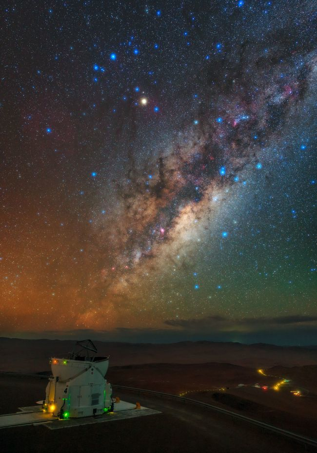 появившихся фото фото звездного неба из космоса абсолютно адаптированные нашему