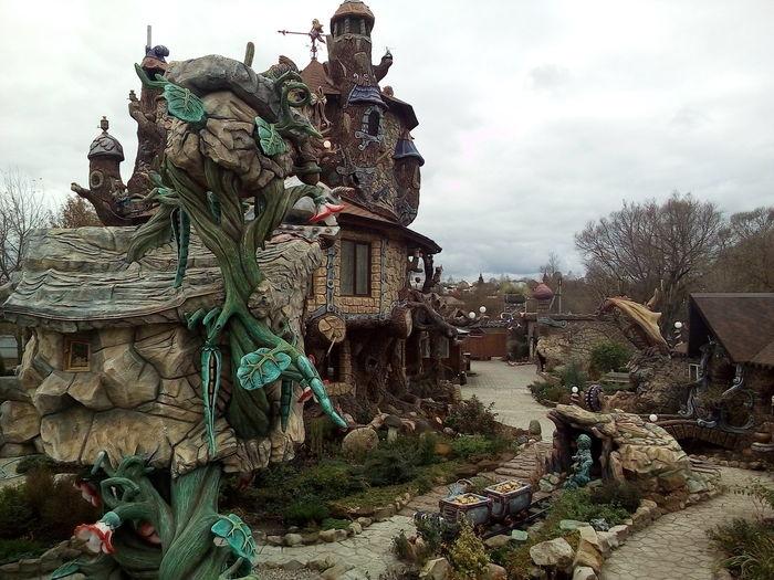 Дом Сказка в Козельске Козельск, Калужская область, Дом из сказки, Длиннопост