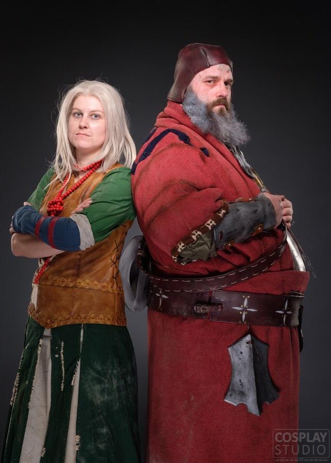 Анна и Кровавый Барон
