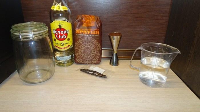 Домашний бар. Ингредиенты. Часть 3.1 - Самодельные ингредиенты. Кофейный ликер. Домашний ликер, Ликер, Бар, Алкоголь, Рецепт, Белый русский, Длиннопост