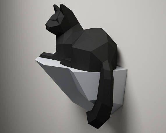 Есть арт-проект дляPaper-крафтера Papercraft, Ручная работа, Pepakura, Цой-Жив, Фриланс, Сотрудничество
