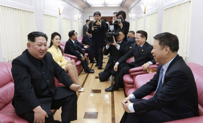 Бронепоезд чучхе Бронепоезд, Ким Чен Ын, Длиннопост, Северная Корея, Вьетнам