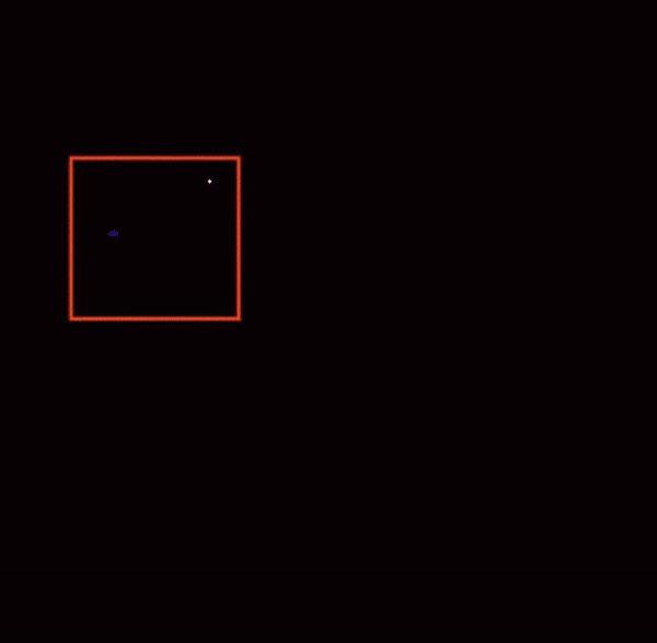 Встреча звезды с черной дырой Общество, Наука, Космос, Черная дыра, Звезда, Гифка, Познавательно, Twitter