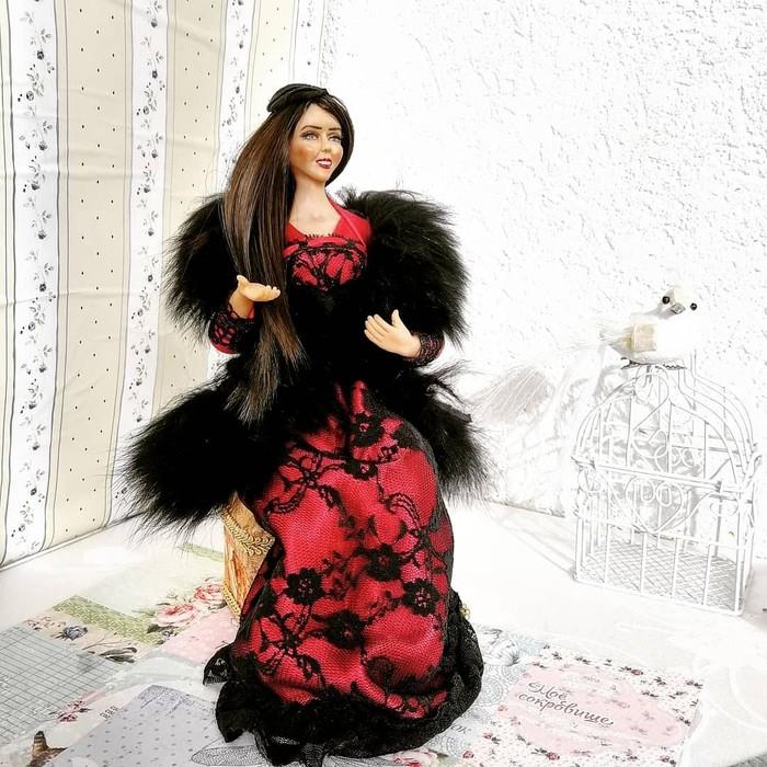 Кукла Кукла, Своими руками, Творчество, Полимерная глина, Ручная работа, Авторская работа, Рукоделие, Длиннопост