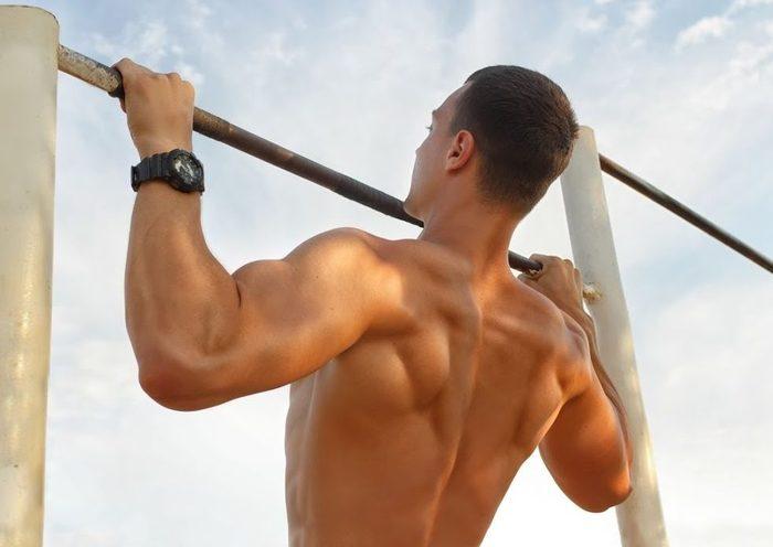 Как научиться подтягиваться на перекладине? Спорт, Физкультура, Тренинг, ЗОЖ, Тело, Бодибилдинг, Длиннопост