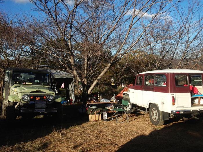 Пикник японских любителей бездорожья на острове Хонсю Япония, Нива, Toyota, Nissan, Landcruiser, Patrol, Ваз 2121, Длиннопост