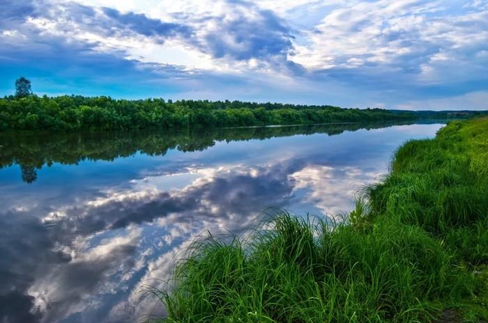 ЯЯ? География, Название, Река, Сибирь, Глубинка, Россия, Длиннопост