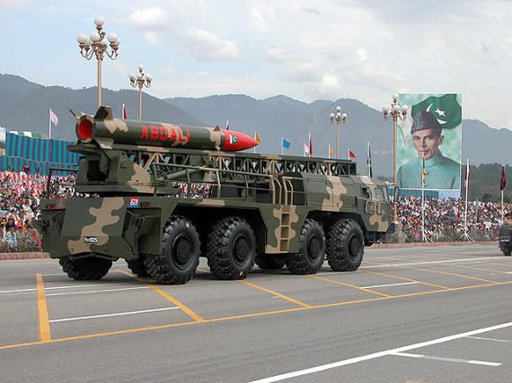 СМИ: Индия и Пакистан привели в боеготовность ядерные силы Индия, Пакистан, Конфликт, Ядерное оружие, Политика