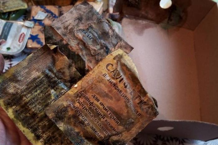 Мальчика-героя брянские члены ЛДПР отблагодарили гнилым сухпайком ЛДПР, Героизм, Идиотизм