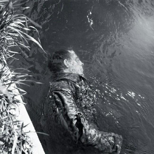 Снимок Ли Миллер Смерть, Жесть, Нацизм, Негатив