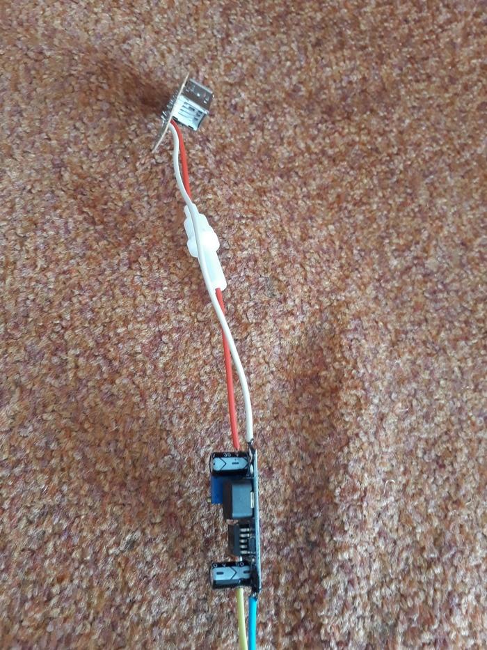 USB розетка в кровати или субботнее рукожопство Розетка в кровати, Длиннопост, Своими руками, Рукоделие без процесса