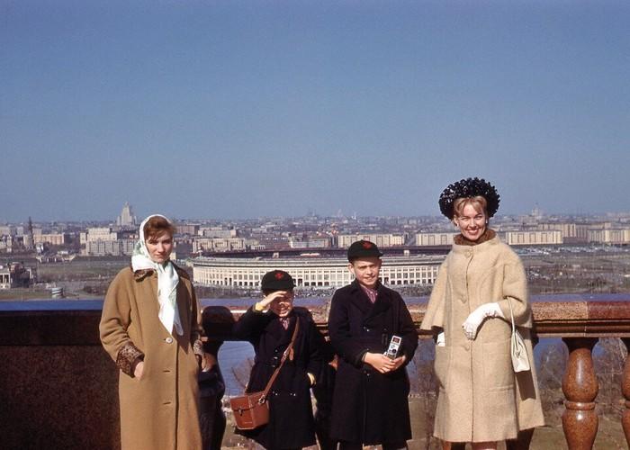 Москва 1980 год Москва, 1980, Ретро фото, История, СССР