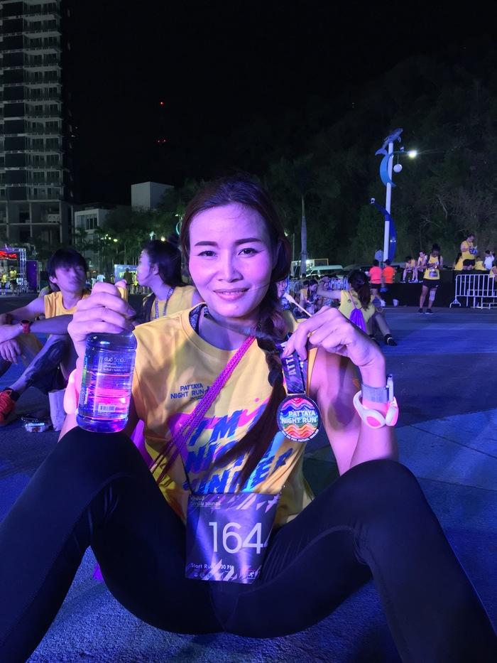 Вчера бежали интересный марафон в Таиланде Видео, Марафон, Таиланд, Забег, Длиннопост