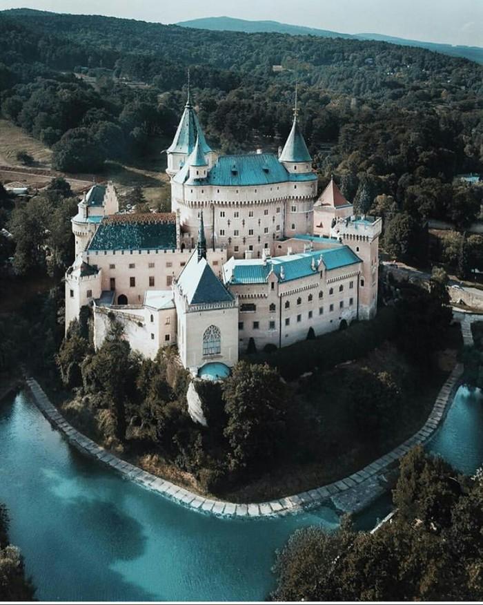 Бойнице, Словакия.