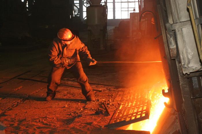Литейное производство «КАМАЗ» (фоторепортаж) Камаз, Литейка, Литейный завод, Производство, Сталевары, Длиннопост
