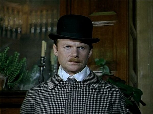 Что думают иностранцы о советских фильмах про Шерлока Холмса? Детектив, Фильмы, Сериалы, Шерлок Холмс, Длиннопост