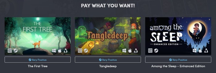 Humble Indie Bundle 20 Steam, Humble Bundle, Не халява, Длиннопост