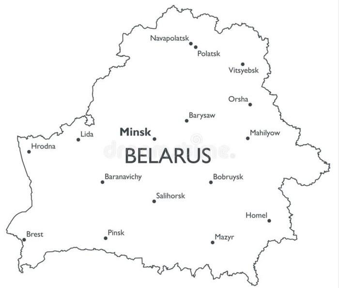 Настоящая белорусская лужа Беларусь, Минск, Лужа