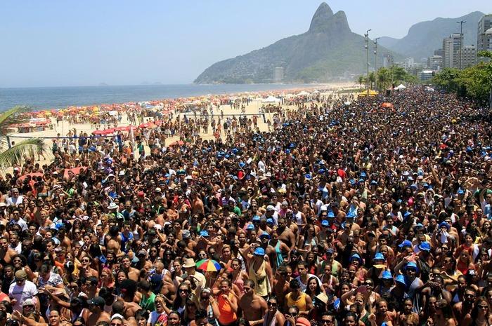Почему бразильцы не любят карнавал? Бразилия, Карнавал, Блог, Латинская Америка, Видео, Длиннопост