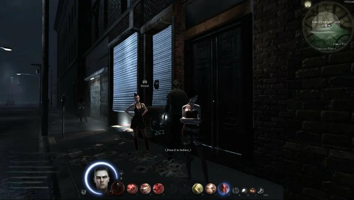 Анонс новой Vampire: The Masquerade уже в марте Vampire: The Masquerade, RPG, Игры, Компьютерные игры, Ролевые игры, Вампиры, Конспирология, Анонс, Гифка, Длиннопост
