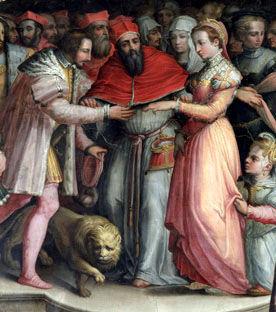 Сказочная жизнь герцогини, принцессы, королевы. Часть 1 Екатерина Медичи, История, Длиннопост