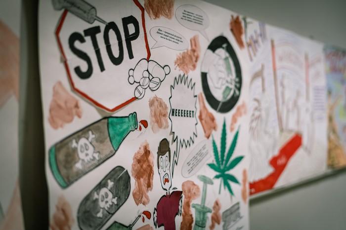 Лучше котики, чем наркотики! Длиннопост, Кот, Наркотики, Фотография