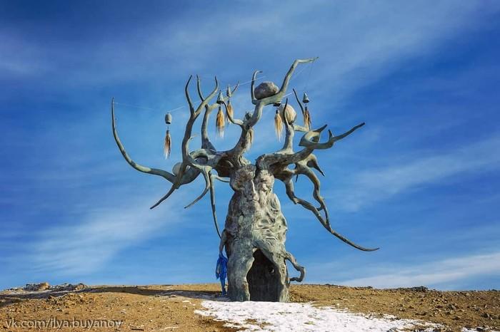 На Байкале Байкал, Природа, Красота природы, Путешествие по России, Длиннопост