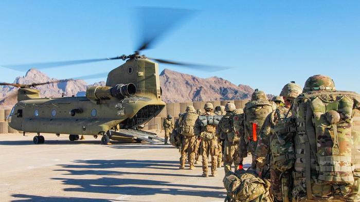 Американские сенаторы предложили объявить победу США в Афганистане Афганистан, Политика, США, Война