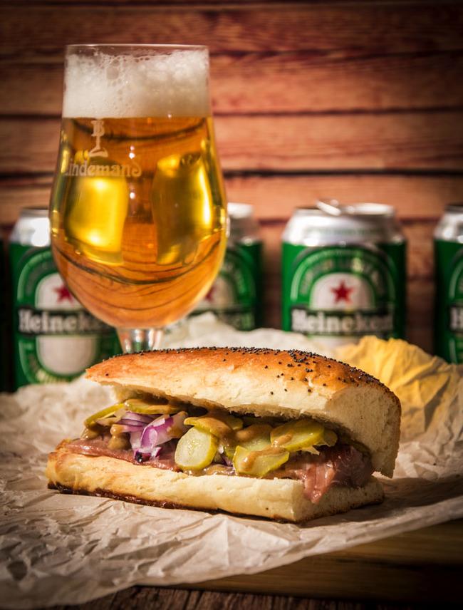 Амстердамский сэндвич Еда, Рецепт, Рыба, Кулинария, Приготовление, Амстердам, Пиво, Dinoburger, Длиннопост
