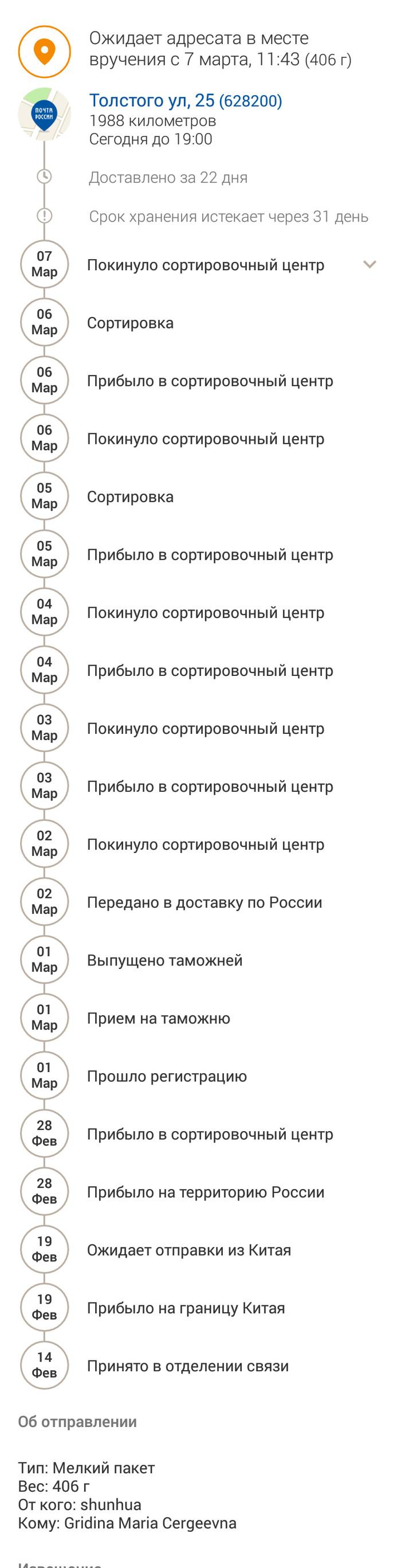 Ищу получателя. Междуреченск, Междуречинск, ХМАО, Ищу чувака, Почта, Ханты-Мансийск, Югра, Длиннопост