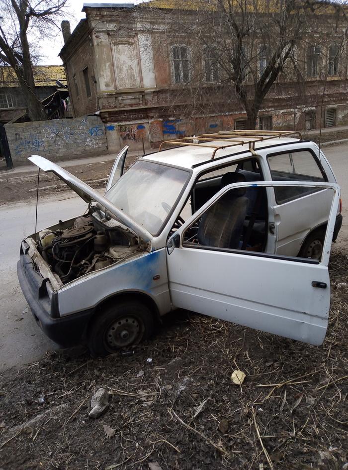 Спасибо всем за помощь Астрахань, Водитель, Длиннопост