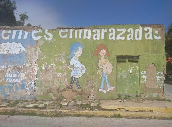 Из венесуэльской школы прямиком в роддом. Венесуэла, Венесуэльские зарисовки, Длиннопост