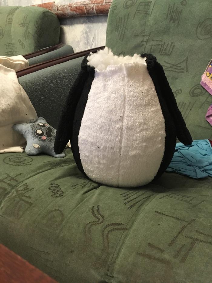 Пингвин Хагси своими руками Рукоделие с процессом, Хагси, Пингвины, Сериал друзья, 8 марта, Длиннопост