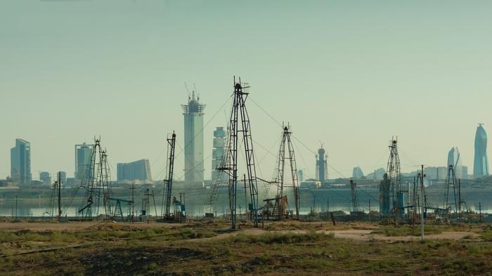 Баку. Пафос и изнанка Фотография, Баку, Нефтехимия, Нефть, Небоскреб, Азербайджан