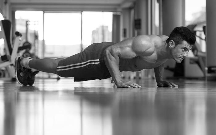 Проверь себя на прочность с помощью двух упражнений и системы Табата Спорт, Физкультура, Кроссфит, ЗОЖ, Тренинг, Бодибилдинг