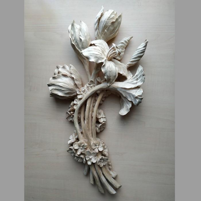 Букет из дерева . Резьба по дереву, Моя работа новая, Цветы, Букет, Скульптура, Резьба, Подарок, Длиннопост