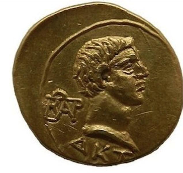 В Краснодарском крае нашли редчайшую золотую монету. Это всего третий экземпляр в мире! Новости, Краснодарский край, Находка, Археология, Редкие монеты