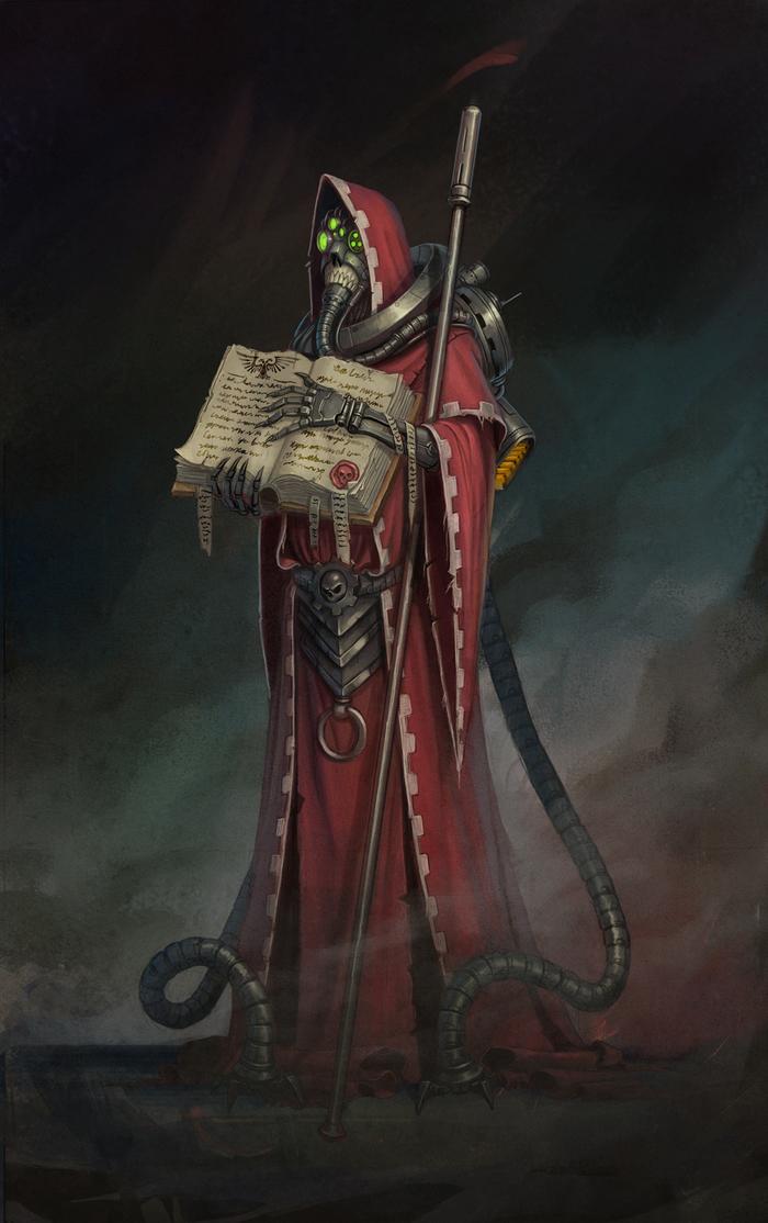 Технолингва для новичков Warhammer 40k, Культ Механикус, Программирование, Технолингва, Wh Other