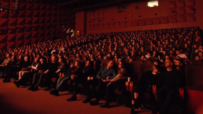Концерт Suzanne Ciani в Москве Музыка, Электронная музыка, Экспериментальная электроника, Концерт, Фотография, Видео, Репортаж, Suzanne Ciani, Длиннопост