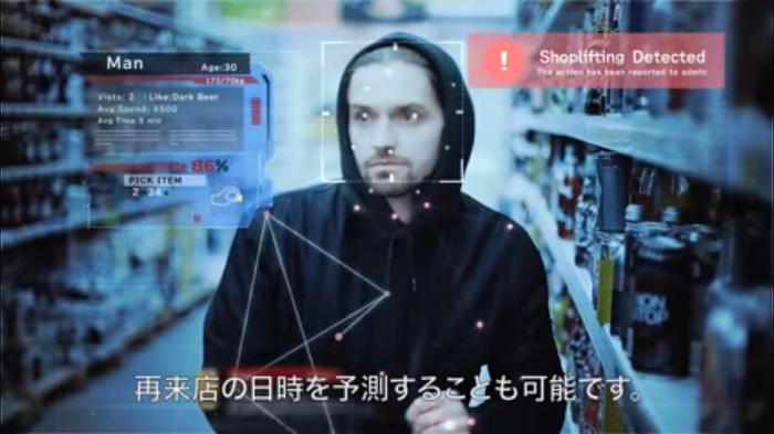 Искусственный интеллект научили выявлять магазинных воров еще до совершения ими краж Искусственный интеллект, Воровство, Супермаркет, Видео