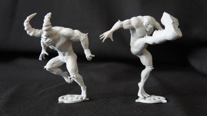 [3D Печать] Bttletoads. Ностальгия по детству ч2 Battletoads, Миниатюра, Авторская игрушка, 3D печать, Фигурка, 3D моделирование, Zbrush, Видео, Длиннопост