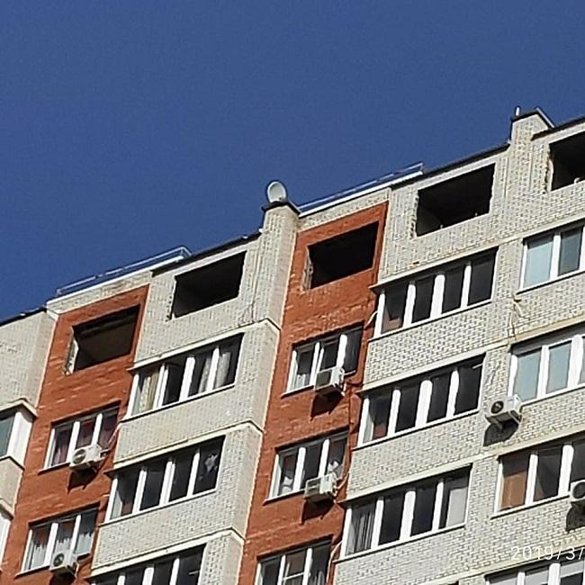 Как украсть несуществующий этаж Гетто, Дольщики, Дом, Жулики, Краснодар, Варламов, Длиннопост