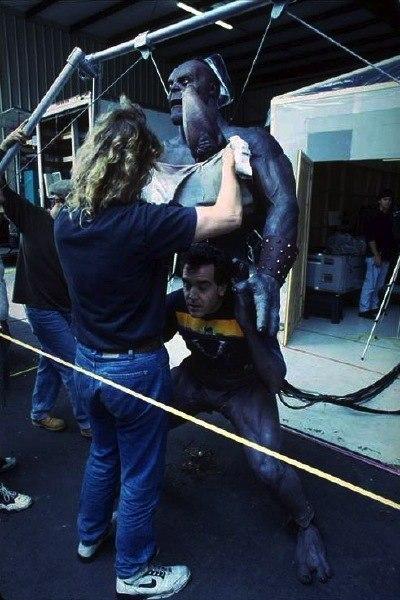 Фотографии со съёмок и интересные факты к фильму Смертельная битва 1995 год Смертельная битва, Mortal Kombat, Фото со съемок, Знаменитости, 90-е, Vhs, Интересное, Длиннопост