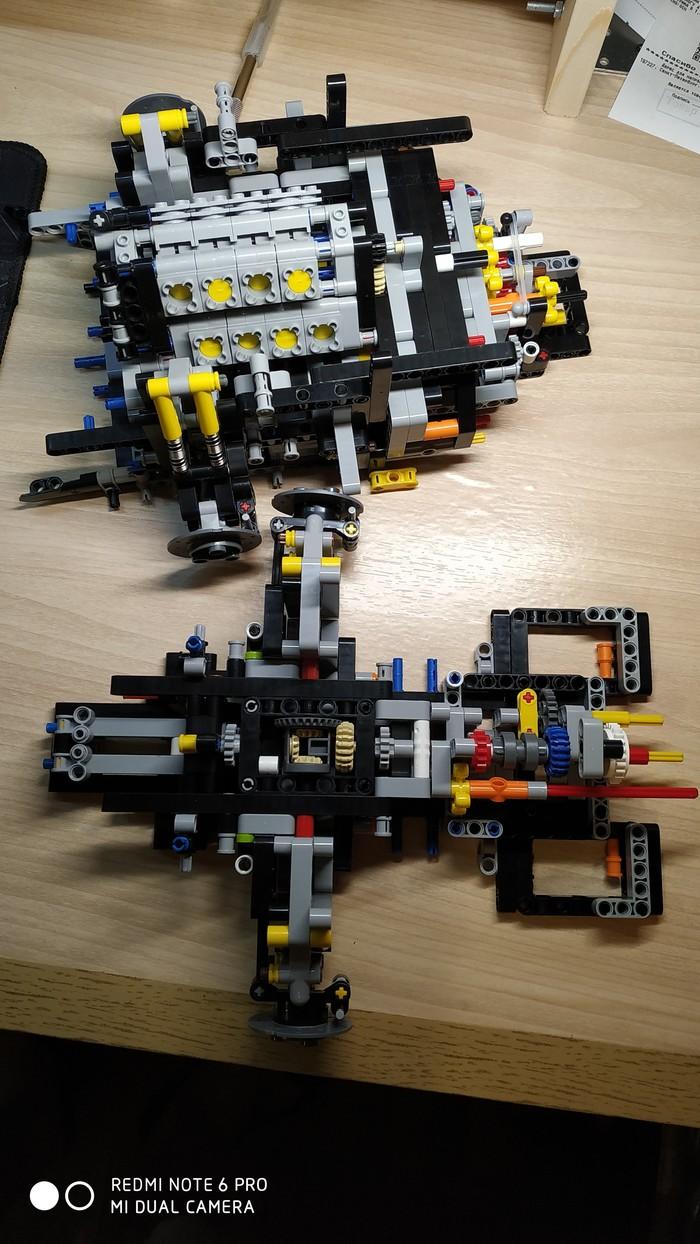 Lepin Biggatti Chiron LEGO, Lepin, Аналог, Bugatti, Конструктор, Длиннопост